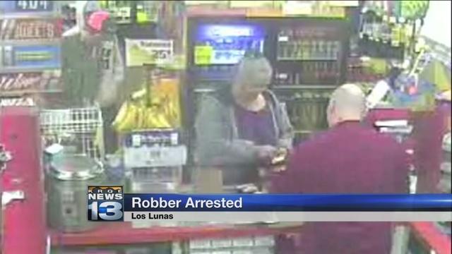 Los Lunas Police identify patient Allsups robber