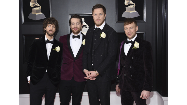 Imagine Dragons to perform at 2018 NCAA March Madness Music Festival
