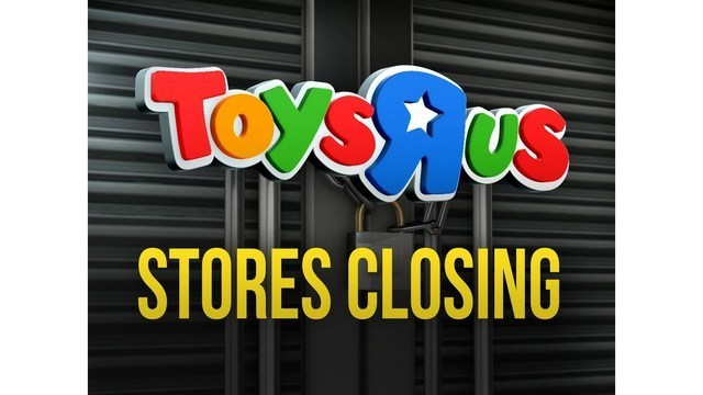 Toys'R Us may close U.S. locations