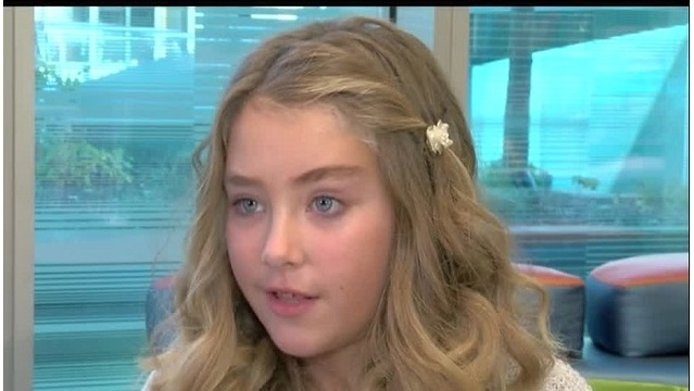 10-year-old wants to inspire others to be a donor