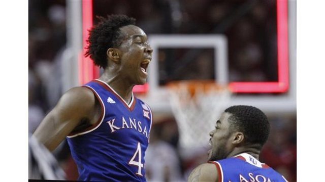 Kansas loses Udoka Azubuike for Big 12 Tournament