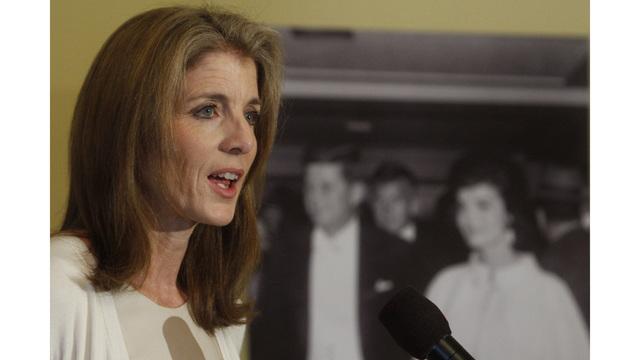 Caroline Kennedy death threats spark investigation
