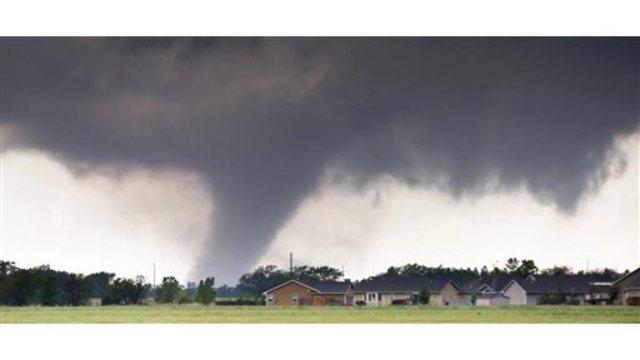 Tornadoes rake Oklahoma City suburbs, parts of Tornado Alley
