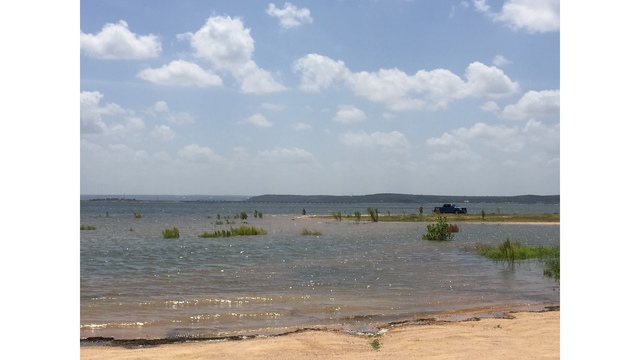 Highland Lakes seeing highest December levels in years