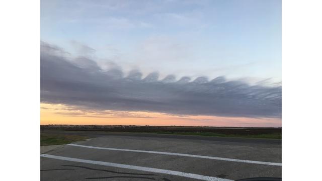 Kelvin-Helmholtz Clouds Elgin_402472