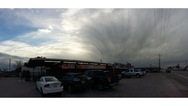 Llano clouds_402478