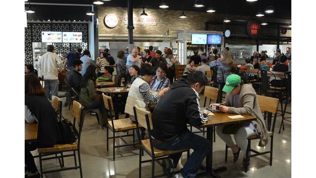 Market Eatery food court at Austin's Hmart_638077