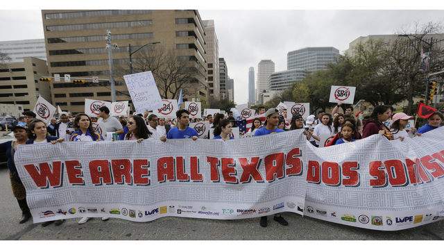 US appeals court upholds Texas ban on'sanctuary cities