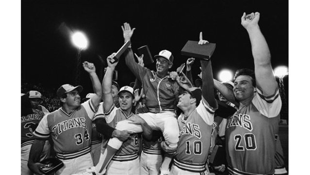 College baseball: Bedlam coaches mourn passing of legendary coach Augie Garrido