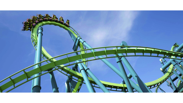 Man hit, killed by roller coaster after jumping fence at Ohio theme park