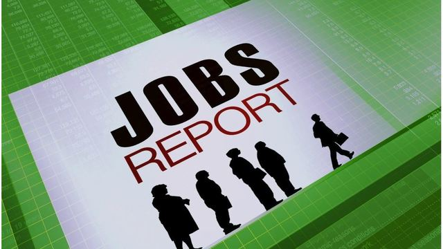 Kansas employment remained flat in January