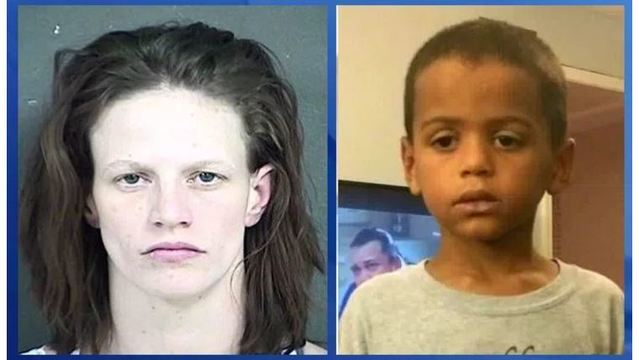 Stepmom sentenced in death of Kansas boy, who police fear was fed to pigs