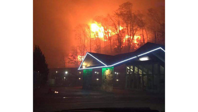 Gatlinburg fire believed to be 'human caused'; Death toll rises to 13
