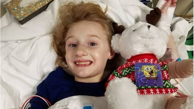 8-year-old NC girl hit while exiting school bus suffers broken femur, fractured hip