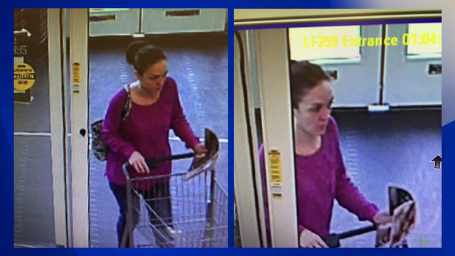 Deputies identify woman who stole $200 worth of meat from Pawleys Island Lowes Foods