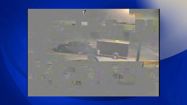 Sumter County deputies search for stolen trailer