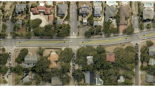 Re-striping project on the Golden Mile slated to begin next week