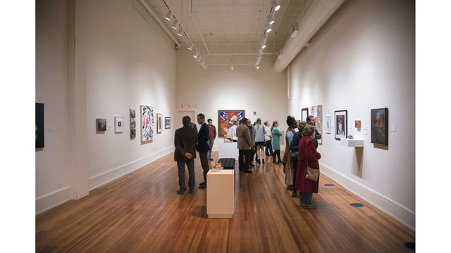 Awards Announced at Opening of 2017 Pee Dee Regional Art Competition