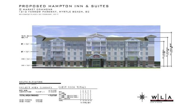 New hotel could be built in Market Common