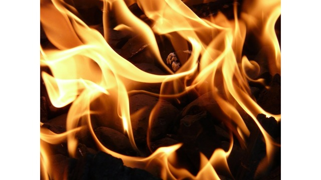 71-year-old man dies after falling into debris fire in Marion County