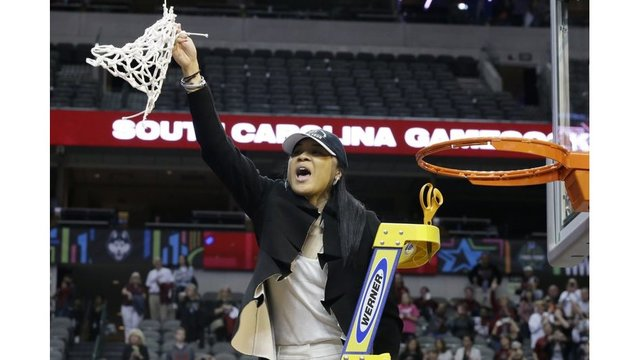 USC women defeat Miss. State, 67-55; become national champs