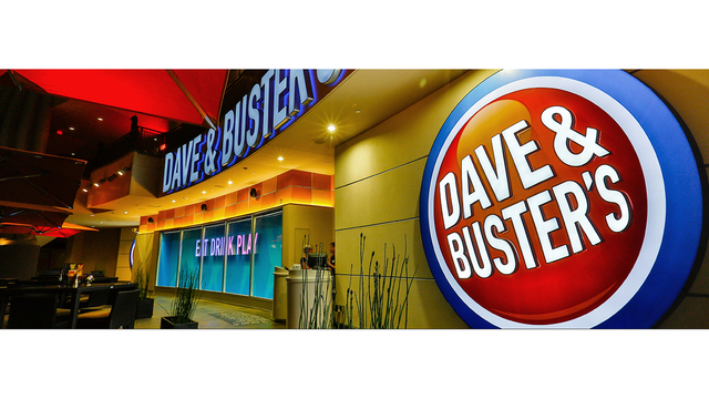 Dave & Buster's Myrtle Beach to hire 300 Positions for June 5 Grand Opening