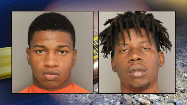2 arrested after overnight shooting in Lake City