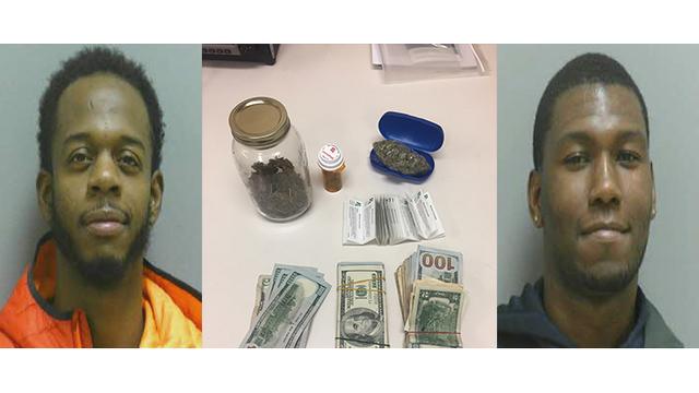 Darlington deputies seize 36 grams of marijuana, $4,000 after traffic stop