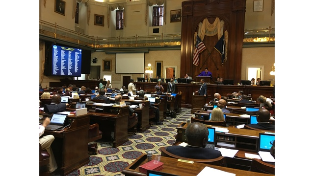 SC lawmakers pass final state budget