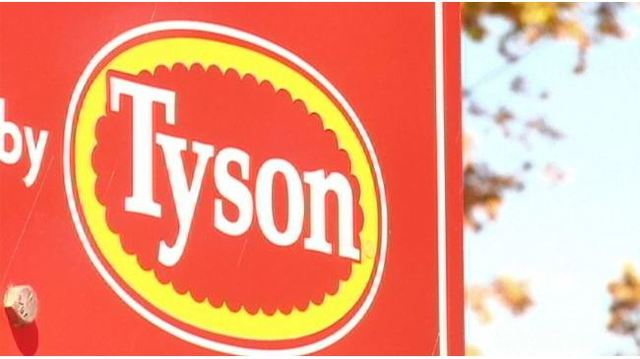 Tyson Foods issues recall of 2 million pounds of breaded chicken