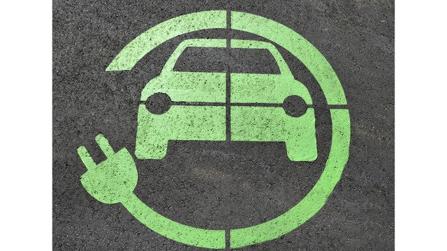 How future electric cars could recharge on the road