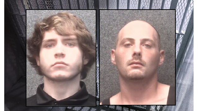 2 arrested for Crown Reef shooting after search by MBPD, US Marshals, SLED, ATF