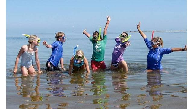 Pepper Geddings to offer kids 3-day beach camp