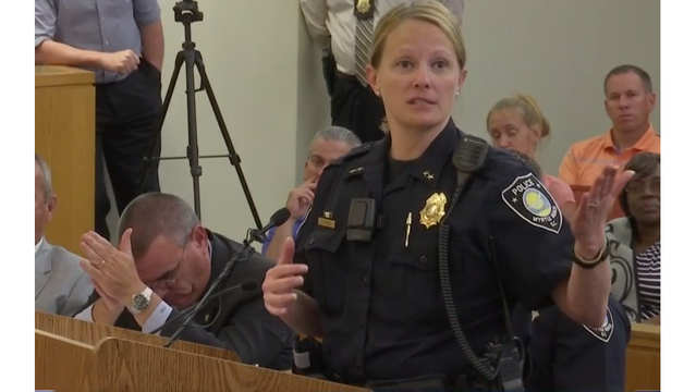 Myrtle Beach Police Interim Chief Amy Prock to be sworn in as new chief