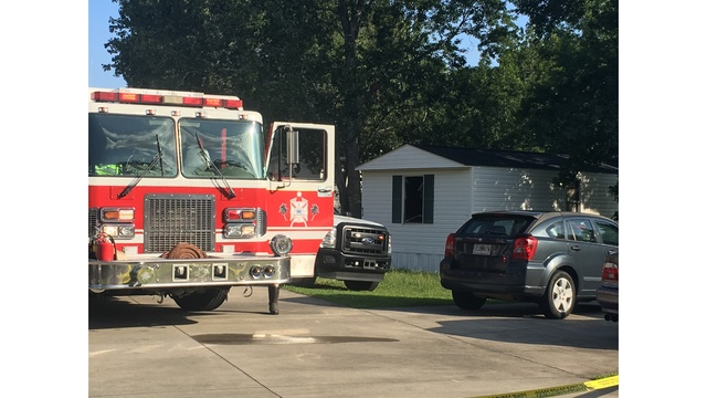 Coroner identifies woman found dead after Socastee mobile home fire
