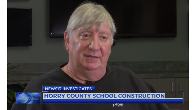 Records link Horry County school board chairman to 'edits' of school construction documents