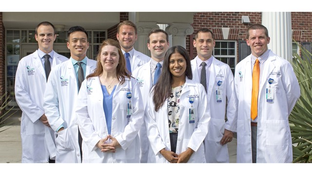 Tidelands Health welcomes first class of family medicine residents