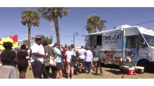 Organizers add second day to 2018 Myrtle Beach Food Truck Festival
