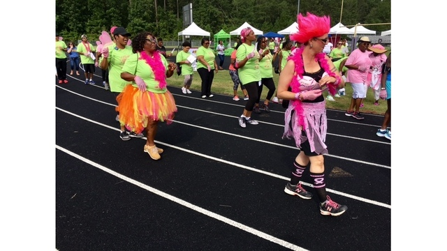 Pee Dee's first ever Sista Strut event held Saturday