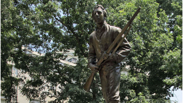 NC leader petitions to remove 3 Confederate monuments from state grounds