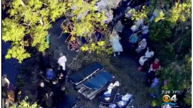 Florida nursing home that had 12 people die lays off all workers