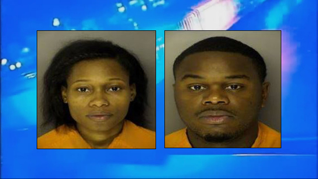 Pair face drug, child neglect charges after search in Yaupon Drive home