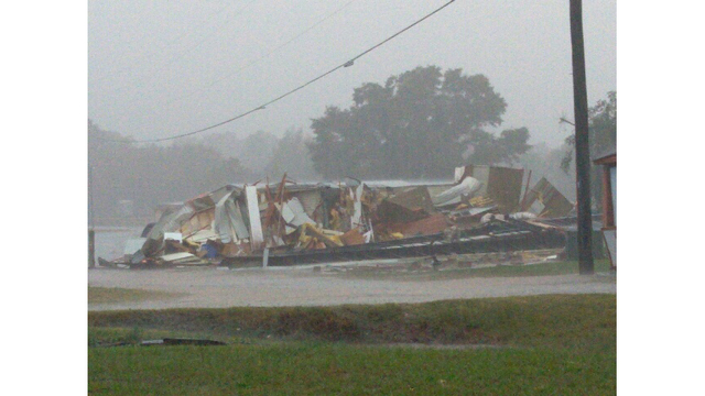 Tornadoes hit Spartanburg, Laurens, Pickens & Union Co.