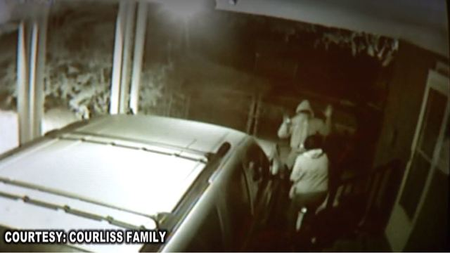 VIDEO: NC grandmother chases off robber with large bread knife