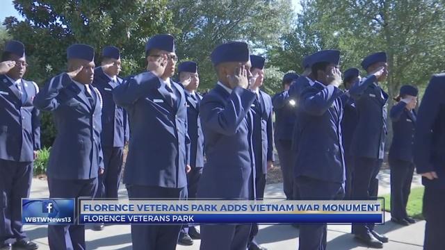 Wilson high school JROTC honors veterans