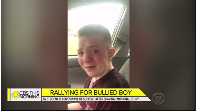 Boy in viral bullying video speaks out as mom faces backlash