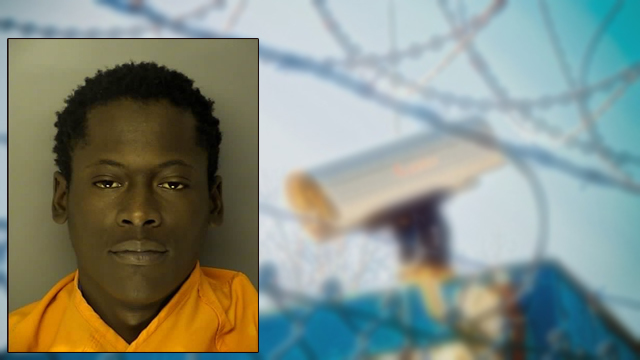 Man arrested for July Myrtle Beach motel robbery
