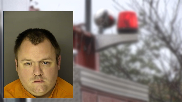 Former Horry County firefighter charged with sex crime against teen