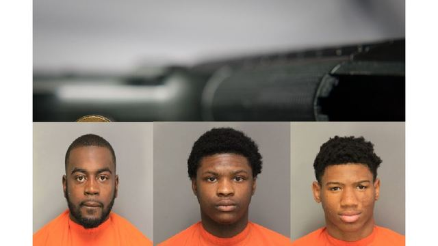 4 arrested, including juvenile and charged in shooting death of Florence man