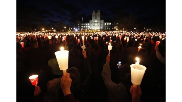 VA governor declares 'Virginia Tech Remembrance Day'